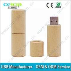promotional original chip bulk wood usb flash pendrive