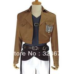 Attack on Titan Ymir 'Training Corps' Uniform