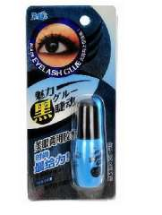 Black dual-use eye glue