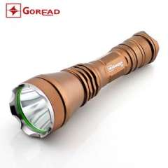 Authentic GOREAD Y27 flashlight | T6 bulbs imported five-speed flashlight | T6 Flashlight 150g