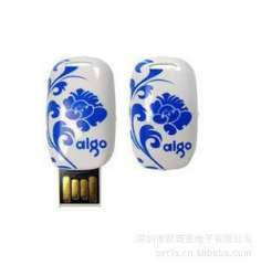 Blue and white porcelain U disk | simulation ceramics | Sliding U disk | porcelain USB USB2.0 3.0