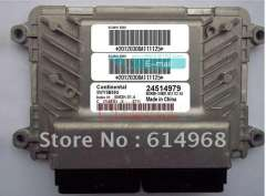 Engnine Control Unit (ecu) \ Wuling Light car engine computer board \ 5WY5B05G \ Siemens Series