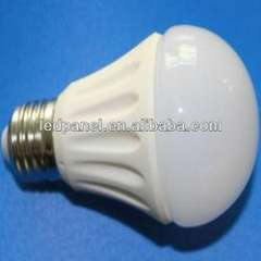 warm white \white dimmable led bulb 7W E27