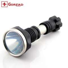 2012 explosion models passers-by Y11 XML-T6 light LED flashlight | 1200 lumens | five-speed 200g