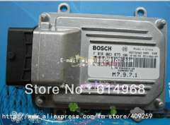F01R00D075\3600100-0H\EQ465I \ Dongfeng well-off car engine computer board \ Electronic Control Unit \BOSCH M7 system ECU