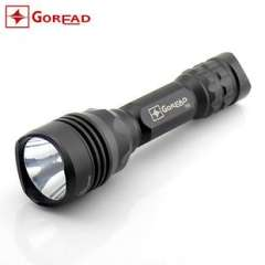 Authentic GOREAD Y30 XML-T6 light rechargeable flashlight | Outdoor camping flashlight 160g