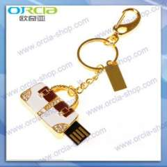 Creative cute girls U disk | U disk handbag bag | couple keychain U disk recruit agents