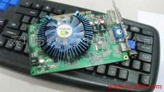 Supply Graphics NVIDIA's GT220 1GB 128-bit DDR3 a VGA + DVI