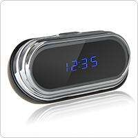 Wholesale HD 1080P Clock with Hidden Spy Surveillance Camera DVR Support Motion Detect