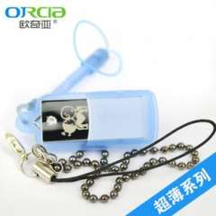 Ou Qiya U disk couple M05 metal mini U | Diamond USB