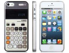 Retro Calculator Protective Case for iPhone 5