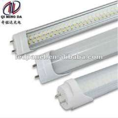 16W 4ft SMD3528 LED tube milk+transparent+frost cover option