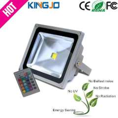 Competitive Supplier IP65 Waterproof 30W Led RGB Flood Light