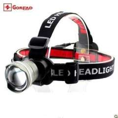 2013 latest strong headlamp | T05 dimmer Focus headlights | 18650 rechargeable zoom headlights