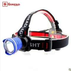 The new T05 light Rechargeable Headlights | 18650 Rechargeable focus headlamp | 10 light lamp