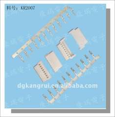 molex 2.0mm pitch male female wire connector