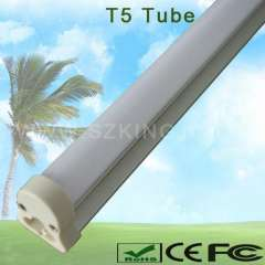 CE FCC RoHS Certified, 600mm t5 integragted led tube