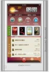 2011&2012 best gift 7inch touch screen wifi electronics book e reader
