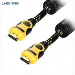 24K Gold Plated bulk HDMI 1.4V Cable support OEM\ODM