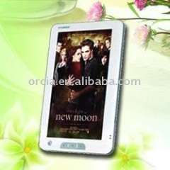 7inch E-BOOK readers(ORB-T704) touch screen\lower price
