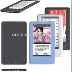 Best price only $39.4\pcs 7inch e-book reader(ORB-701)
