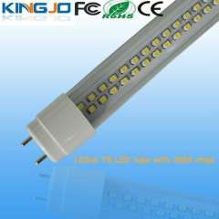High lumens T8 18W 4ft 1.2M led tube