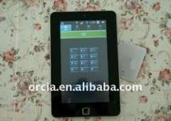 2011&2012 bulk sell factory price shenzhen android 2.2 tablet pc with phone call function