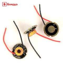 2 18650 battery flashlight T6 driver board | constant current circuit board | T6 Flashlight board