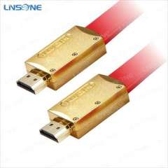 Gold plated 2m Adapter HDMI cable for Consumer Electronics
