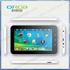2012 hot sale! best quality 7.0 inch boxchip A13 mid tablet pc