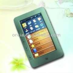 4.3 inch high clear TFT touch screen Ebook reader (ORB-T431)