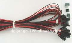 Dupont led power cable assembly