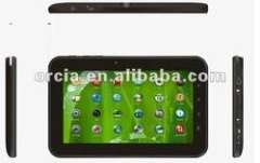 2012 new competitive quality best price 7 inch MTK call tablet pc