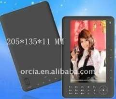 OEM factory 7 inch E-book reader ORB-701