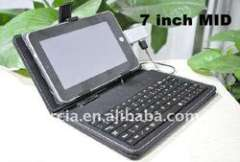 cheap portable 7inch touch screen wireless wifi tablet pc tablet notebook