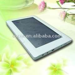 new oem orb-t703white ebook reader