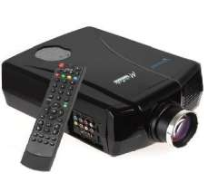 3200Lm Brightness 3D-Ready Multimedia Projector