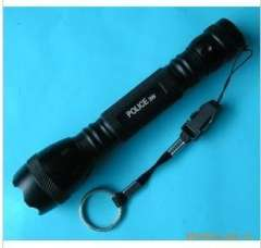 Factory direct E016 led flashlight | aluminum flashlight | hand press flashlight | Rechargeable Flashlight