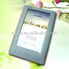 low price e-book reader 7 inch (ORB-703)