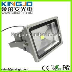 50W LED Flood Light Aluminium COB Outdoor Wall Lamp