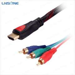 Linsone High speed mini hdmi to rca cable hdmi V1.4