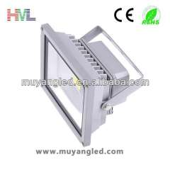 Super Bright 50W Waterproof LED Floodlight Warm White