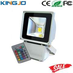 Perfect Design IP65 Waterproof 80W Led RGB Flood Light