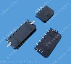 AMP 2-1445091-6 wire to board connector