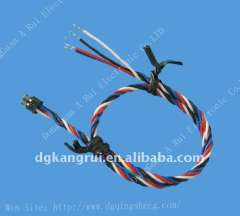 jst phd twist power cable assembly