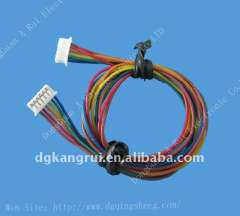 jst led tube power cable assembly