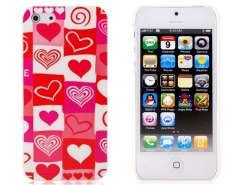 Romeo Heart Protective Case for iPhone 5