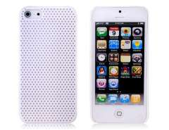 Mesh Protective Case for iPhone 5 (White)