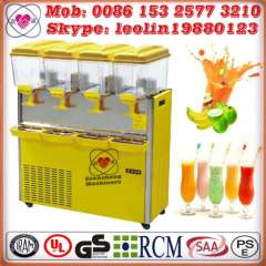 beverage vending machine and carbonated beverages filling machine