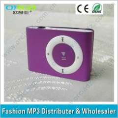 Very low price Mini Clip MP3 Player MP3 Media Player
